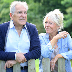spouses Nigel and Margaret reduced their inheritance tax bill by passing on their unused main residence nil-rate allowance