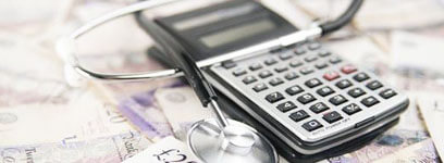 How much does company private medical insurance cost per employee?