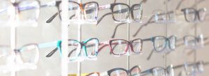 Company Medical Insurance policies can even cover the cost of new glasses if you need them.
