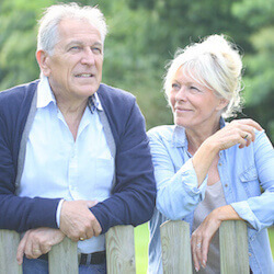couple taking out whole of life insurance to cover IHT liability