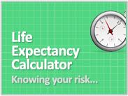 Shareholder Life Expectancy Calculator